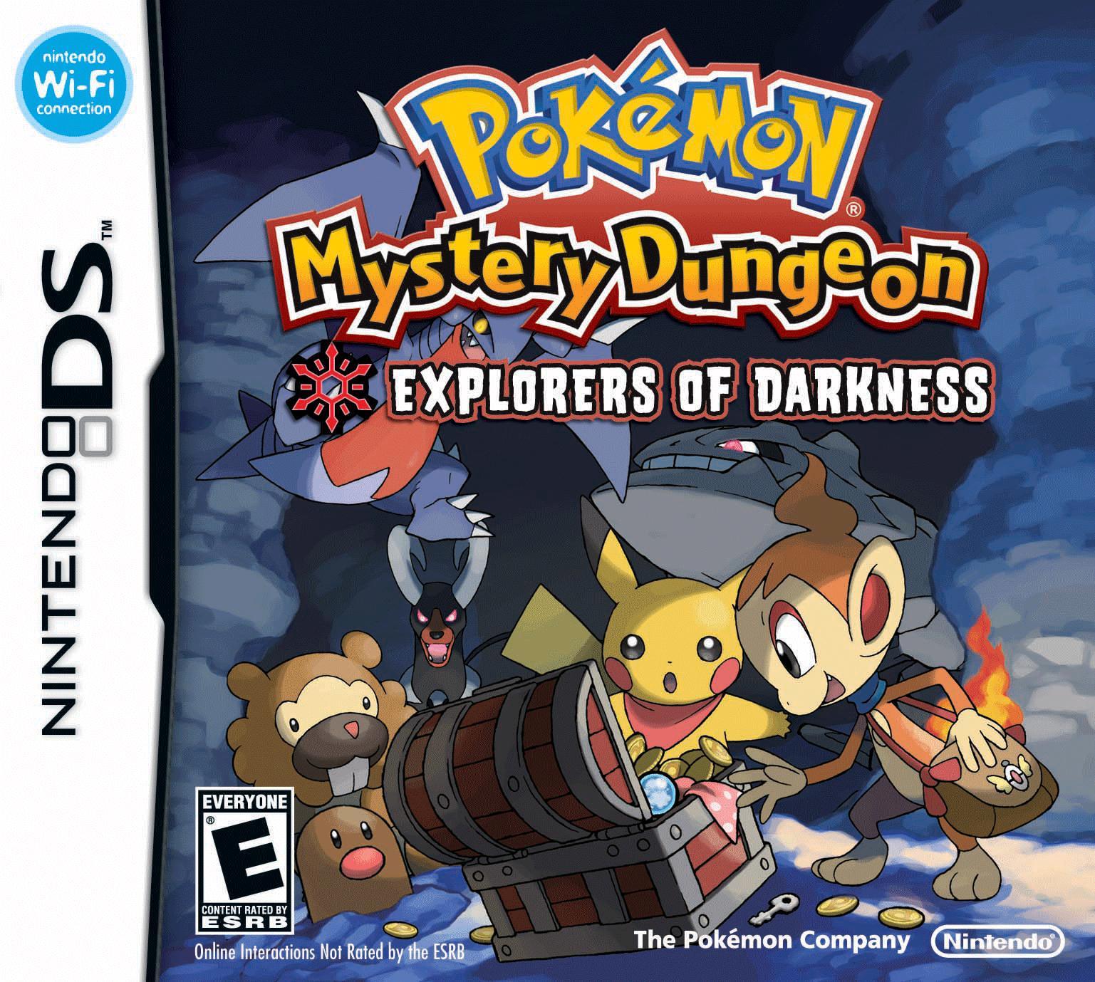 [NDS] Pokémon Mystery Dungeon - Esploratori dell'Oscurità - ITA